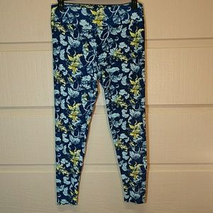 LuLaRoe skinny pants - Tall and Curvy